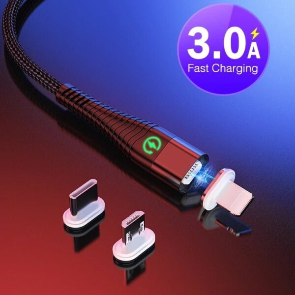 LED-Light-Magnetic-Charge