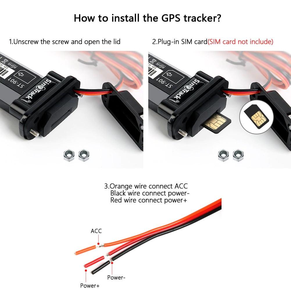 GPS st-901